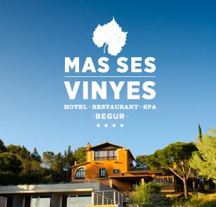 Hotel Restaurant Spa Mas Ses Vinyes****